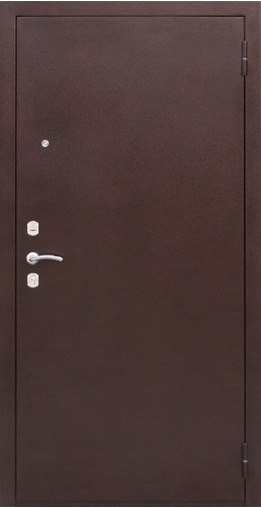 Входная дверь Ампир Венге 860 R Гарда    - Апис плюс