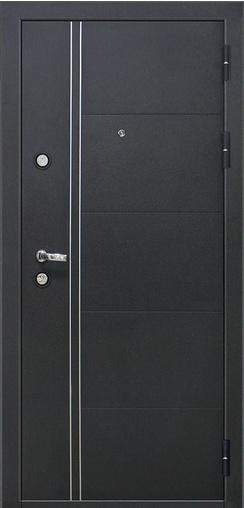 Входная дверь Феррум 86 Р 10см Венге (РАСПРОДАЖА) Йошкар    - Апис плюс