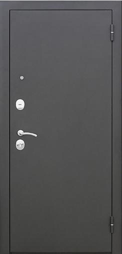 Входная дверь Царское зеркало Муар Венге 860 R Гарда    - Апис плюс