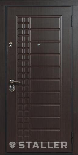 Входная дверь Скала 860 R Сталлер   - Апис плюс