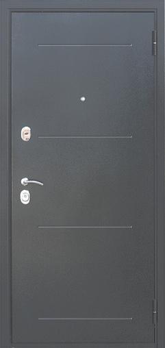 Входная дверь Гарда муар 10 мм Венге тобакко 860 R Гарда    - Апис плюс