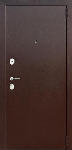 Входная дверь Гарда 8 мм Рустикальный дуб 860 R Гарда    - Апис плюс