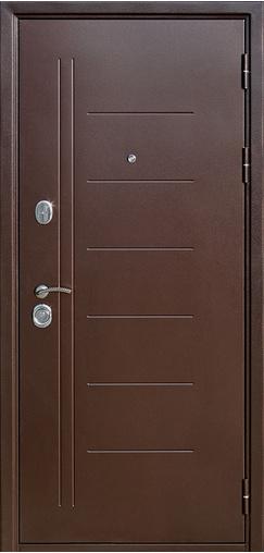 Входная дверь Троя Белый ясень 860 R Гарда    - Апис плюс