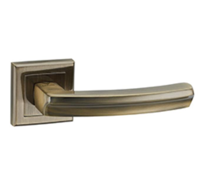 Виола кв. AB бронза AL (Lockit)  в Минске, по выгодной цене   дверная фурнитура Lockit (Локит)  - Апис плюс